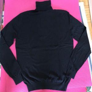 Massimo Dutti cashmere/silk cotton sweater